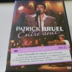 patrick bruel - dvd