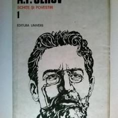 A. P. Cehov – Opere, vol. 1, A.P. Cehov
