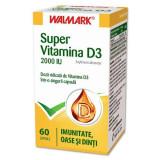 Super Vitamina D3 60 cps Walmark