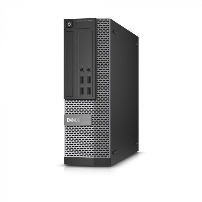 Dell, OPTIPLEX 7020, Intel Core i5-4590, 3.30 GHz, HDD: 500 GB, RAM: 8 GB, unitate optica: DVD RW, video: Intel HD Graphics 4600, SFF