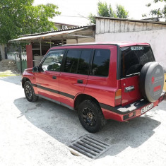 Vand / Schimb Suzuki vitara volbreack 4+1 usi, Benzina, SUV