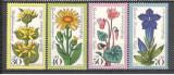 Berlin.1975 Bunastare-Flori alpine  PB.41, Flora, Nestampilat