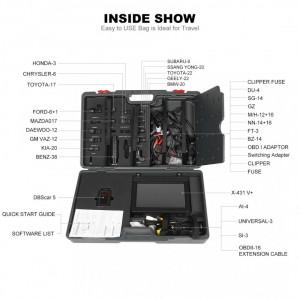 Launch x431 V+ Pro4 Tester Auto Profesional Original cu Update  24 luni Gratuit