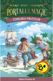 Portalul magic 4: Comoara piratilor - Mary Pope Osborne