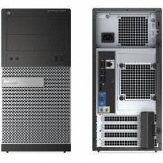Dell, OPTIPLEX 3020, Intel Core i5-4570, 3.20 GHz, HDD: 128 GB SSD, RAM: 8 GB, video: Intel HD Graphics 4600; TOWER