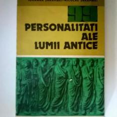 I. Sarambei, N. Sarambei – 99 personalitati ale lumii antice