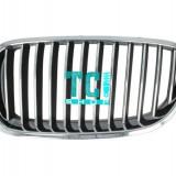 Grila radiator stanga|dreapta BMW F10 F11 2011-2014 negru-crom-crom