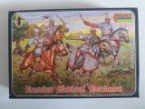 Set 24 soldati -  Russian Medieval Horseman  scara 1:72