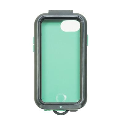 "Resigilat : Carcasa waterproof 4,7"" pentru iPhone 6, 6s, 7 cu suport ghidon KI foto"
