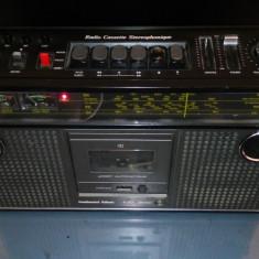 Radio Cassette Continental Edison  Stereophonique RC5698, 0-40 W