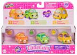 CUTIE CARS, pachet cu 3 masinute - Fast N Fruits