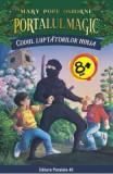 Portalul magic 5: Codul luptatorilor ninja - Mary Pope Osborne