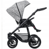 Carucior 3 in 1 Venicci Fashion Black