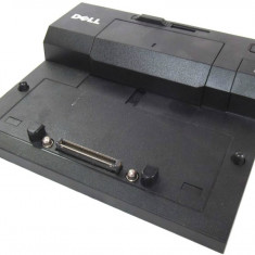 Docking station: DELL PR03X; Latitude seria E