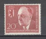 Berlin.1960 2 ani moarte Dr.W.Schreiber-om politic  PB.2