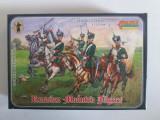 Set 24 soldati -  Russian Mounted Jagers scara 1:72