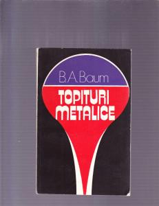 TOPITURI METALICE