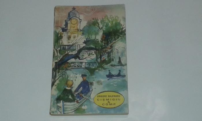 GRIGORE BAJENARU - CISMIGIU & COMP.
