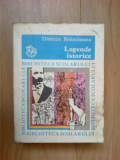 d8 Legende istorice - Autor(i): Dimitrie Bolintineanu