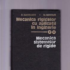 MECANICA RIGIDELOR CU APLICATII IN INGINERIE VOL 2