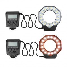 Lampa blitz macro Shoot XT-103C Nikon Canon Lumix Pentax Olympus