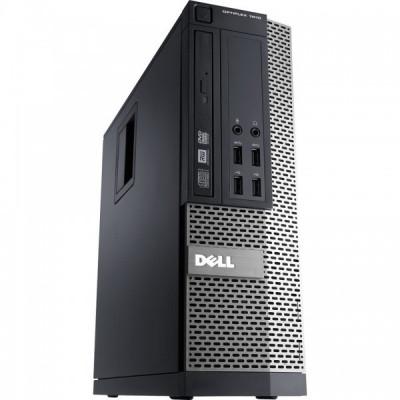 DELL, OPTIPLEX 7010, Intel Core i5-3570S, 3.10 GHz, HDD: 500 GB, RAM: 4 GB, unitate optica: DVD RW, video: Intel HD Graphics 2500; USFF foto