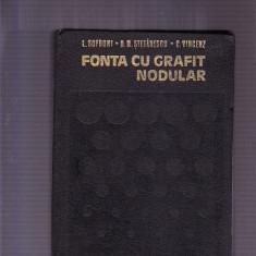 FONTA CU GRAFIT NODULAR