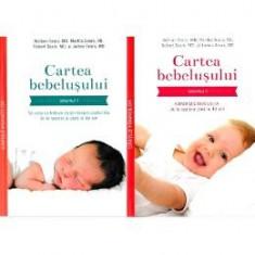 Cartea bebelusului vol.1+2 - William Sears, Martha Sears