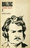 Balzac - Comedia umană. Scene din viaţa de provincie ( Opere, vol. VII )
