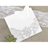 Invitatie nunta fluture 39624