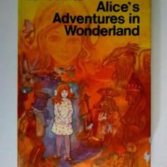 Lewis Carroll - Alice's Adventures in Wonderland {1971}