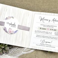 Invitatie nunta copac 39613