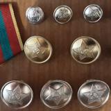 Insigna,Medalie,Epoleti,Cascheta,Casca Militara,Sovietica,Ruseasca,RSR   arhiva Okazii.ro