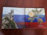 Monede din Rusia Crimeea Unite și Sevastopol URSS SOVIET UNION, Europa
