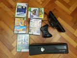 X BOX360 + KINETIC + CONSOLA + JOCURI, Xbox 360