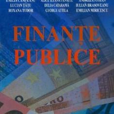 Finante publice ed.3 - Tatiana Mosteanu