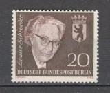 Berlin.1961 4 ani moarte L.Schroeder-om politic  PB.5