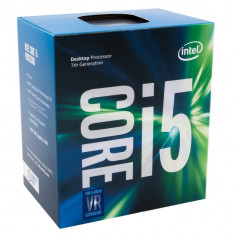 Procesor Intel Core™ i5-7600, 3.50Ghz, Kaby Lake, 6MB, Socket 1151, Box, Intel Core i5