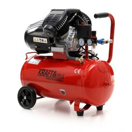 Compresor de AER 50L 2 Pistoane KD1479 + Separator
