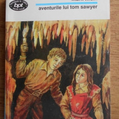 Mark Twain - Aventurile lui Tom Sawyer BPT 1487