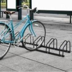 Rastel 6 biciclete, negru