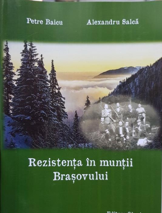 REZISTENTA IN MUNTII BRASOVULUI REZISTENTA ANTICOMUNISTA MISCAREA LEGIONARA 168P