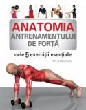 Pat Manocchia - Anatomia antrenamentului de forță. Cele 5 exerciții esențiale