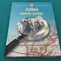 ATLAS ISTORIC ȘCOLAR / 2010