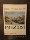 PREZIOSI - MARIN NICOLAU - GOLFIN , 1976
