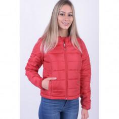 Geaca Vero Moda Simone Hoody Rosu, L, M, S, XL