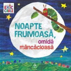 Noapte frumoasa, omida mancacioasa - Eric Carle