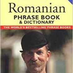 Romanian phrase book&dictionary