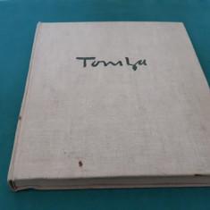 TONITZA / PREFAȚĂ DE CORNELIU BABA/ TEXT LIMBA FRANCEZĂ/1965
