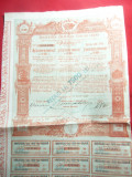Actiune la Soc. Creditului Funciar Urban1929 ,redusa la 75 000 lei in 1934